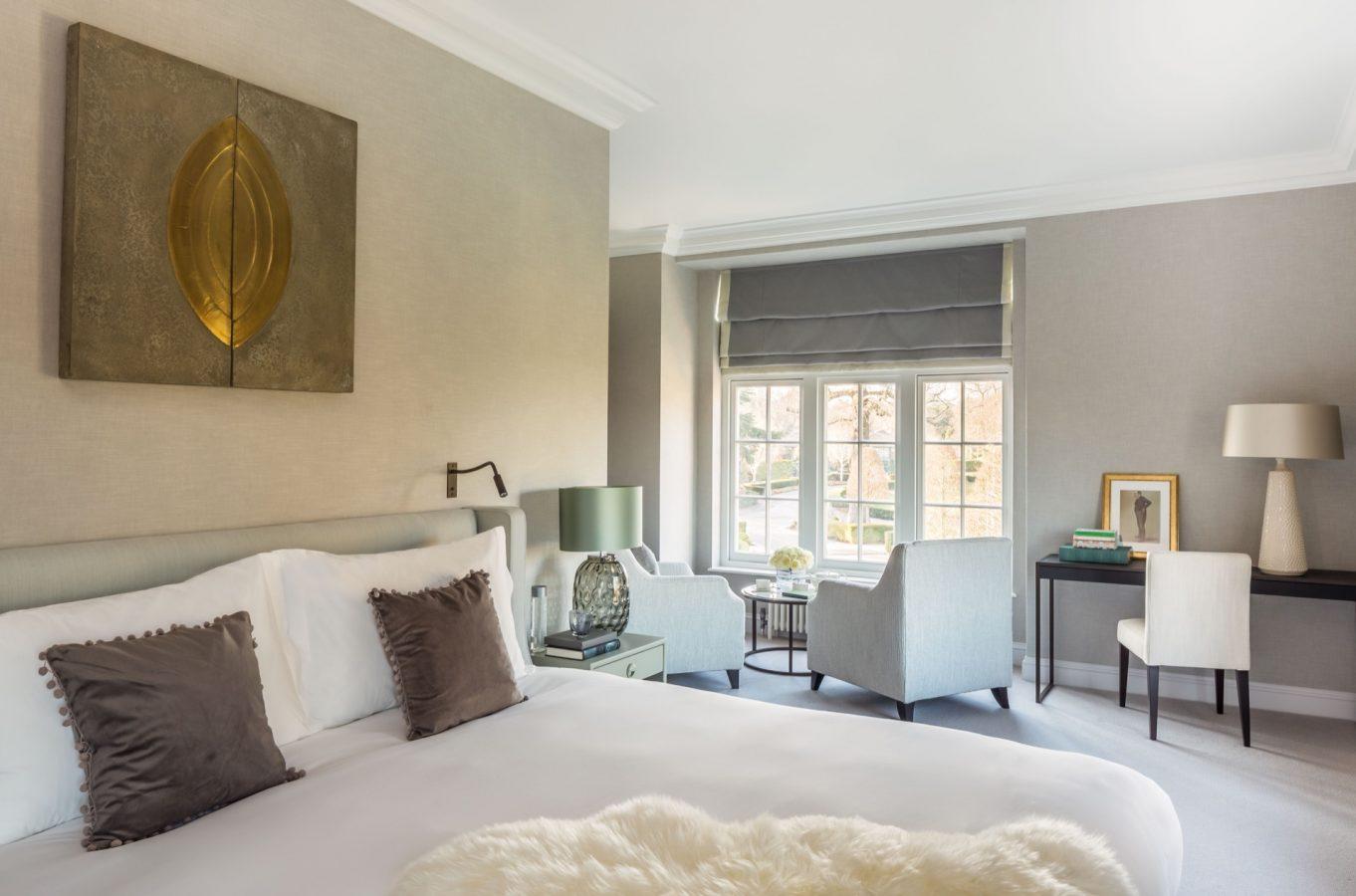 West Suite Bedroom